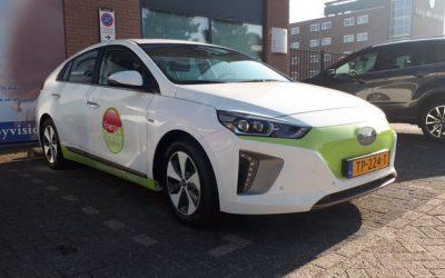 1 Jaar elektrisch rijden voor €0,03 per kilometer.